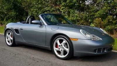 2002 Porsche Boxster 3.2 S Manual - New LN IMS Bearing + RMS & clutch (911)