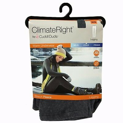 Climate Right Stretch Fleece Cold Weather Legging (multiple sizes)