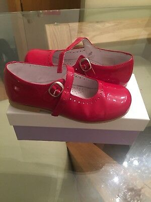 TNY Red Spanish Shoes Size 29