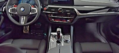 Bmw Oem G30 G31 5 Series 2017 Piano Black Wood Interior Trim Kit 4mla Brand New