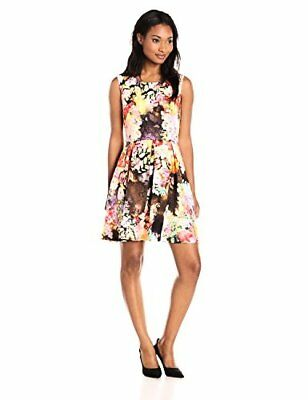 eb455d690c Betsey Johnson Dresses Womens Sleeveless Fitted Bodice Pleated- Pick SZ  Color.