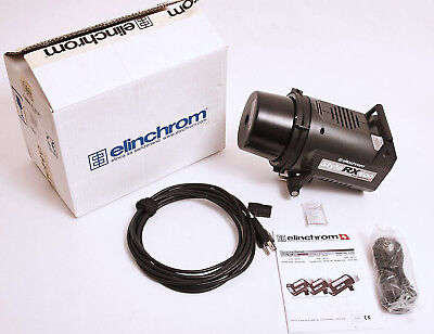 Elinchrom RX 600 - Original Box and Contents