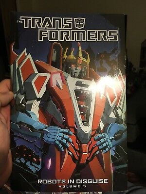 Transformers Robots in Disguise Volume 5 IDW softcover