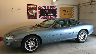 2002 Jaguar XKR XKR 2002 Jaguar XKR - Well maintained, above average quality for car of this age.