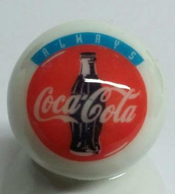 Charming Always Coca Cola Glass Marble