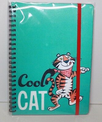 Kellogg's Frosted Flakes Cool Cat Notebook