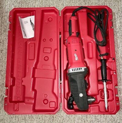 """Milwaukee 1680-20 1/2"""" Heavy Duty SUPER-HAWG Drill Grinder Commercial Industrial"""