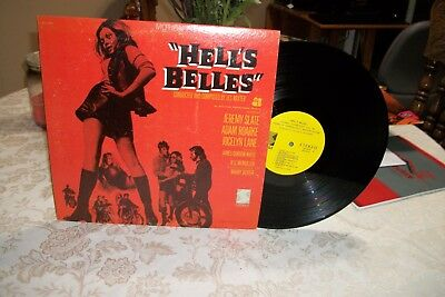 Soundtrack From The Movie  Hells Belles  Sidewalk Records St-5919