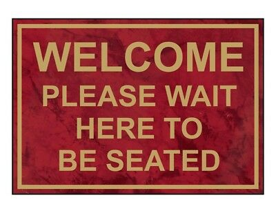 ComplianceSigns Engraved Acrylic Customer Policies Sign, 14 x 10 in. with...