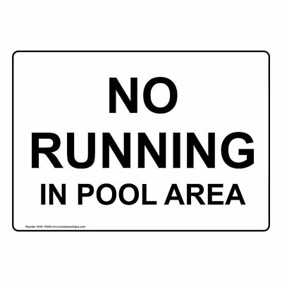 Compliancesigns plastic swimming pool spa sign 14 x 10 in with compliancesigns plastic swimming pool spa sign 14 x 10 in with english publicscrutiny Image collections