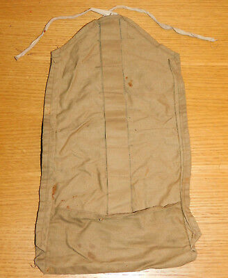 PSF 1941 ancien SAC MILITAIRE HOUSSE trousse SACOCHE Tasche ARMY BAG france WW2