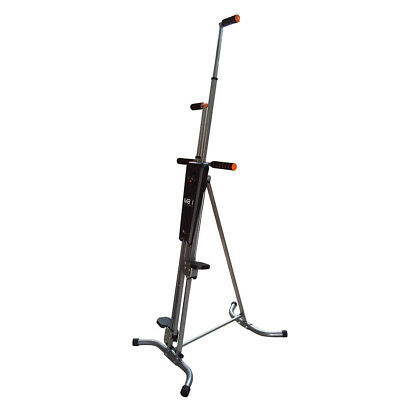 Adjustable Maxi Climber Vertical Climbing Home Exercise Fitness Workout Machine