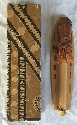 RARE MOKI the MUDDLER Hawaiian bar tool Hawaii