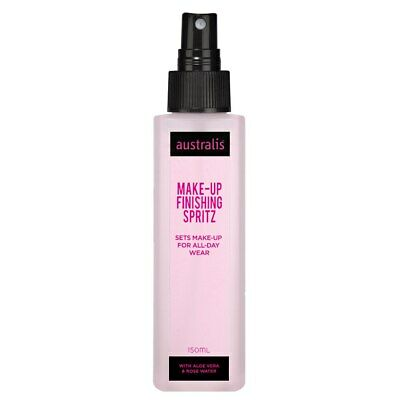 NEW Australis Make-Up Finishing Spritz Setting Spray Makeup Face Skin