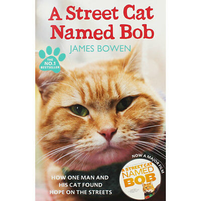 A Street Cat Named Bob by James Bowen (Paperback), Non Fiction Books, Brand New