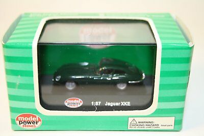 HO Scale 1:87 Model Power Jaguar XKE