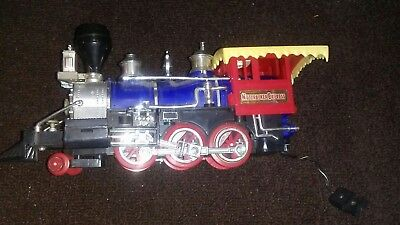 One piece Vintage 1992 Holiday Nutcracker Express Musical TrainToy State #5303