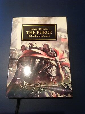 The Horus Heresy The Purge Limited Edition