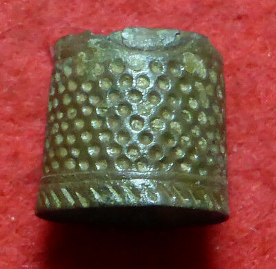 Open Top Medieval Thimble