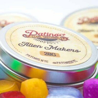 26AWG Alien Maker - Ruby Red by Patino's Coil Smithing NYC