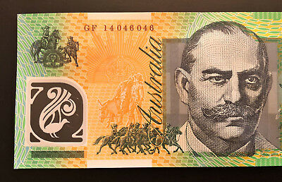 2014 Aus $100 Note with REPEATER Number ** 046 046 ** ABSOLUTELY PERFECT UNC!!