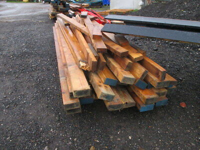"""Timber - Used 6"""" X 3"""" Posts 3M Long"""