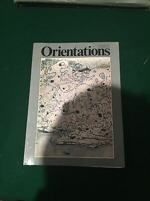 Orientations - The magazine for collectors and connoisseurs of Asian art