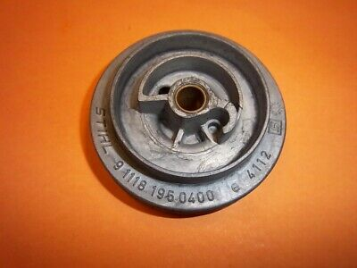 STIHL OEM NEW EARLY 028 032 RECOIL  REWIND STARTER ROPE ROTOR 1118-190-1000