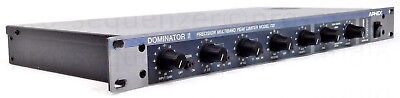 Aphex Dominator II Model 720 Precision Multiband Peak Limiter USA + Garantie