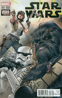 Star Wars #13 Variant Cover by Clay Mann