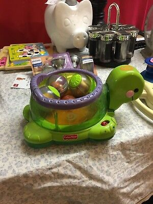 Tortue Interactive Fisher Price