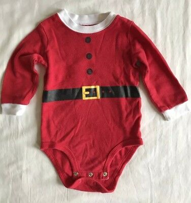 Carter's Baby Santa Claus Christmas Outfit 12 months