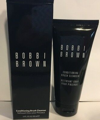 Bobbi Brown Conditioning Brush Cleanser 3.4oz/100ml NIB