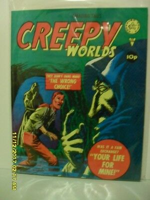 Creepy Worlds - Alan Class Comic No.146 -Reprint Very Fine
