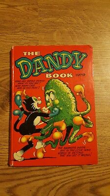 the dandy book 1979 annual