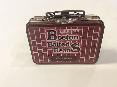 Small Boston Baked Beans Lunchbox Style Tin