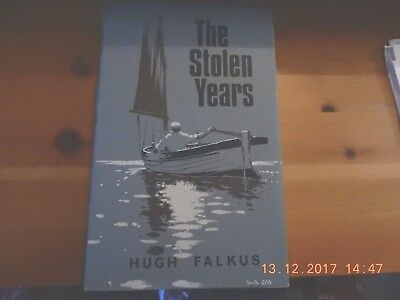THE STOLEN YEARS - by HUGH FALKUS - SIGNED 1st EDITION