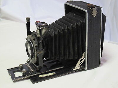 Rare Agfa 6x9 Folding Camera with Lens Vintage