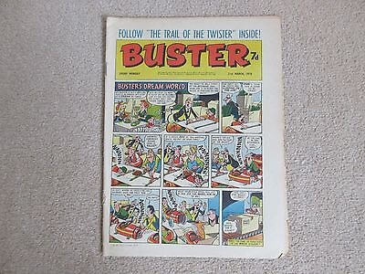 BUSTER COMIC- 21st March 1970, good condition-Beano