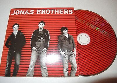 Ultra Rare Jonas Brothers 'Sampler' Promo CD (Pre-'It's About Time' teaser)