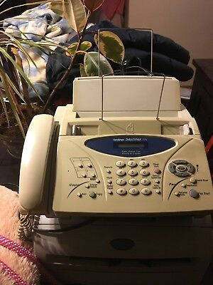 Brother IntelliFax fax Machine 775 Phone and Copier mint condition