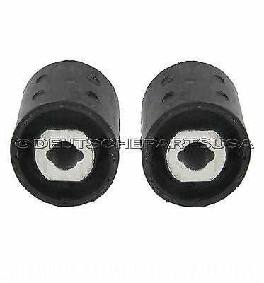 Axle Support Bushing Differential Mount Front Subframe L R Set For