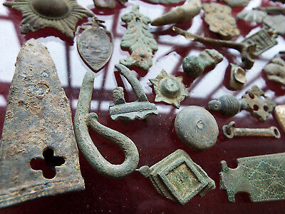 """ELK""""  VERY LARGE group CELTIC ROMAN SAXON to MEDIEVAL and later ARTEFACTS"""