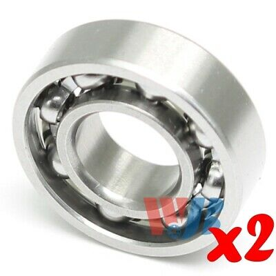 2pc Miniature Ball Bearing 5x11x3mm WJB 685 Open