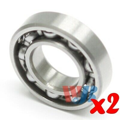 2pc Miniature Ball Bearing 9x17x4mm WJB 689 Open