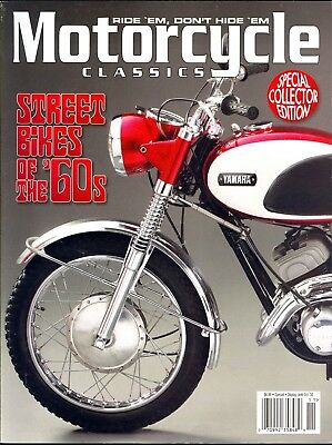 Motorcycle Classics Special Collector Edition Street Bikes of the '60s