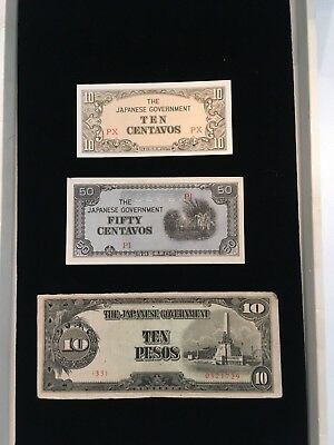 JAPAN WAR TIME Paper Money collection Lot in  PHILIPPINES