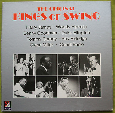 The Original KINGS of SWING  3LP's