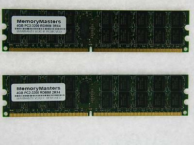 4GB B69 2x2GB Memory RAM Compatible with Dell PowerEdge SC1420 1420SC