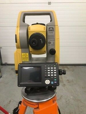 Top Con OS 105 Total Station